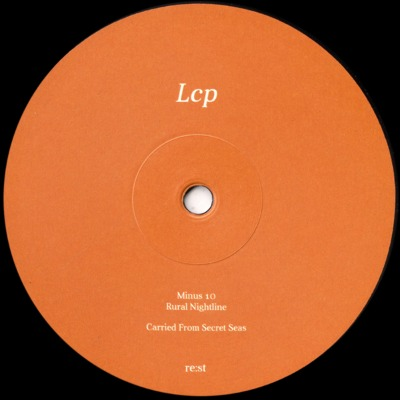 LCP - Carried From Secret Seas - Vinyl 12""