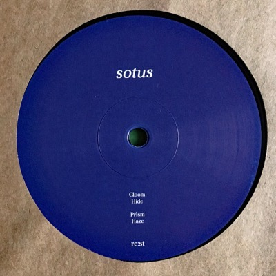 Sotus - Gloom - Vinyl 12""