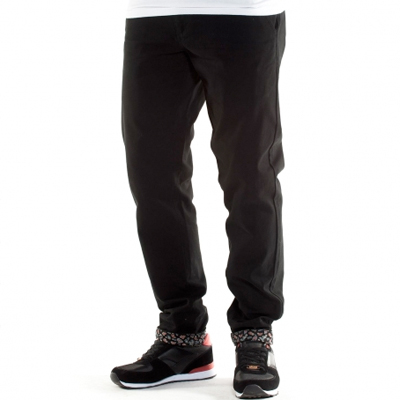 WRUNG Chino Pants RIDER black