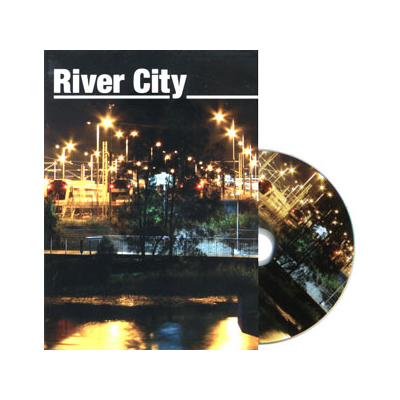 RIVER CITY Brisbane DVD