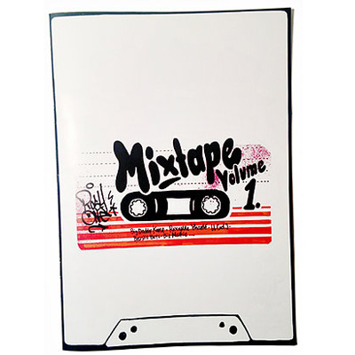 ROSY ONE - MIXTAPE Volume 1 Magazine