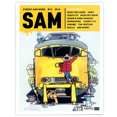 SAM - STREET AND MORE Magazine 12