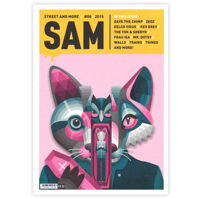 SAM - STREET AND MORE Magazine 08