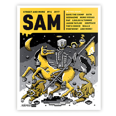 SAM - STREET AND MORE Magazine 14