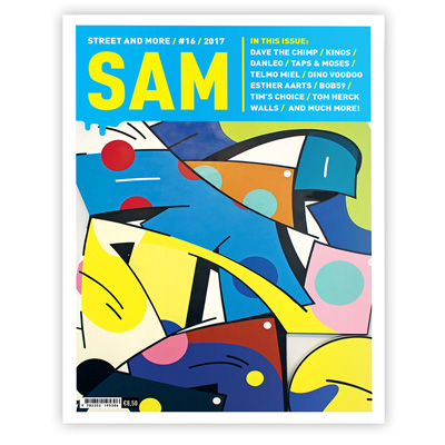 SAM - STREET AND MORE Magazine 16
