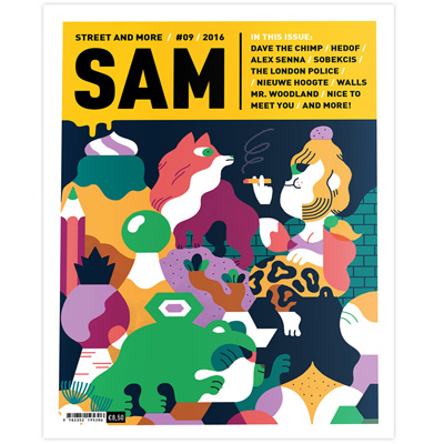 SAM - STREET AND MORE Magazine 09