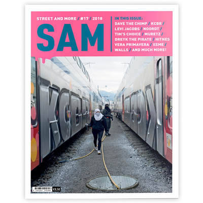 SAM - STREET AND MORE Magazine 17