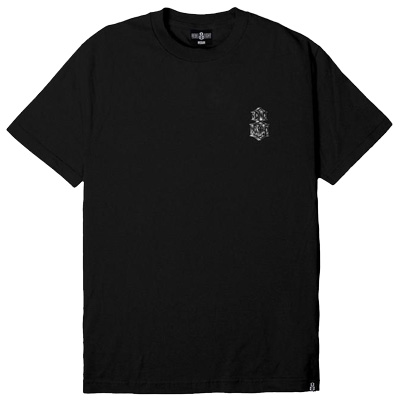 REBEL8 T-Shirt SANCTIFIED black