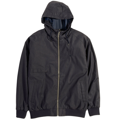 CLEPTOMANICX Jacket SATU dark navy