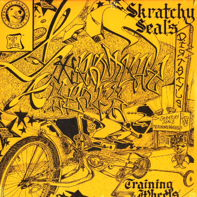 Skratchy Seal - Skratchy Seal's Training Wheels - Ep