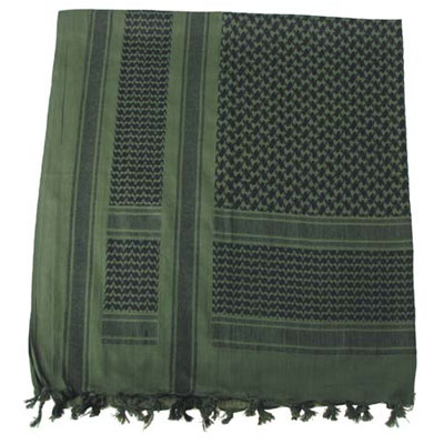 SCARF Shemagh OLIVE