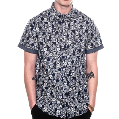 WRUNG Shirt HERBIE navy