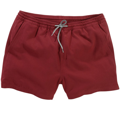 CLEPTOMANICX Swim Shorts JAM III tawny port