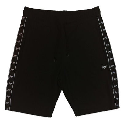 WRUNG Track Shorts FIELD black