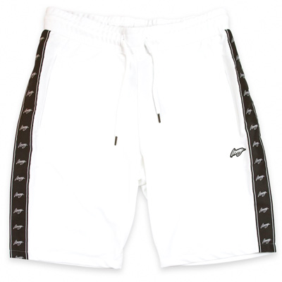 WRUNG Track Shorts FIELD white