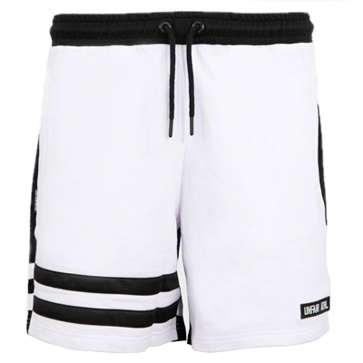 UNFAIR ATHLETICS Sweat Shorts DMWU white/black