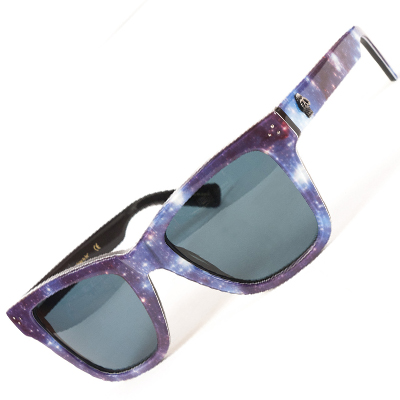 SKULLS Sunglasses COSMOS blue