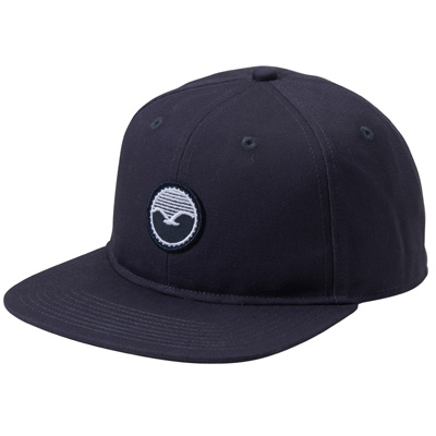 CLEPTOMANICX Snap Back Cap PATCH dark navy