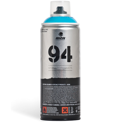 MTN 94 Espectro 400ml Transparent
