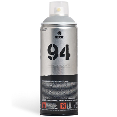MTN 94 Grundierspray 400ml Styropor