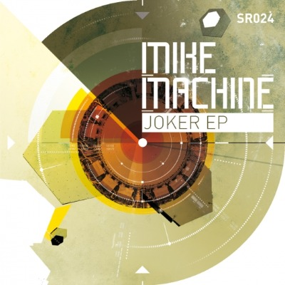 Mike Machine - Joker EP - Vinyl 12""