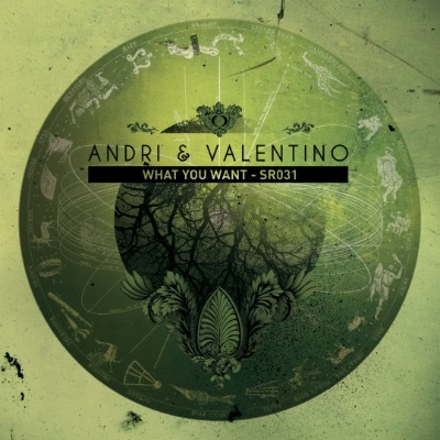 Andri / Valentino - What You Want - Vinyl 12""