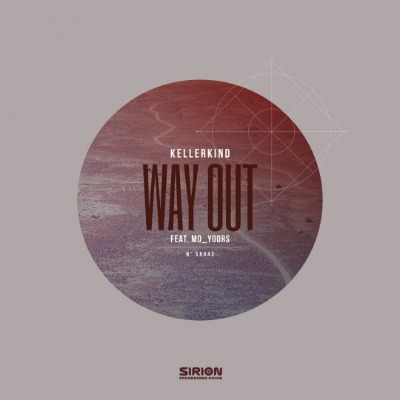 Kellerkind - Way Out Feat. Mo_Yoors - Vinyl 12""