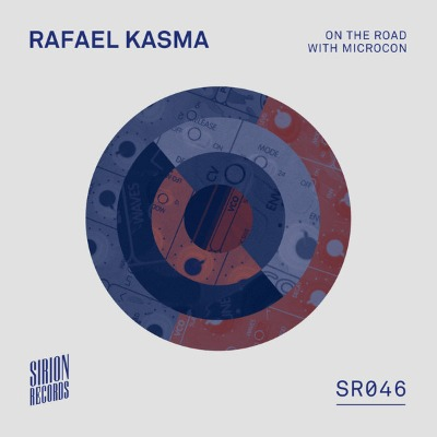 Rafael Kasma - On The Road To Microcon - Vinyl 12""