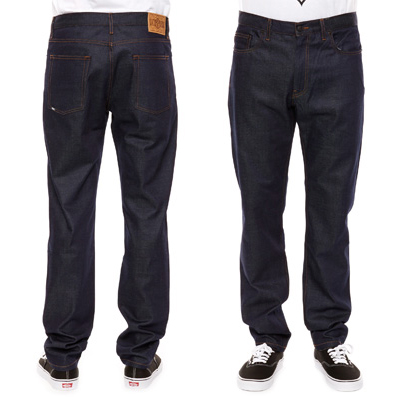REBEL8 Jeans STANDARD raw indigo