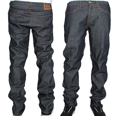 OBEY Jeans STANDARD ISSUE II raw indigo