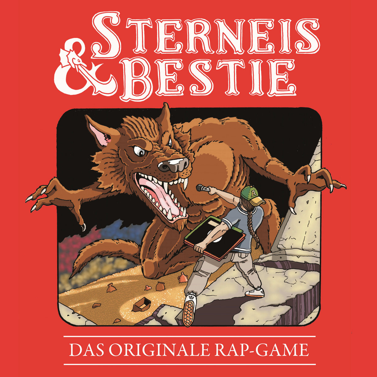 SternEis & Bestie - Das Originale Rap-Game - LP