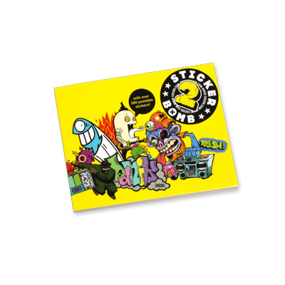 STICKER BOMB Book 2