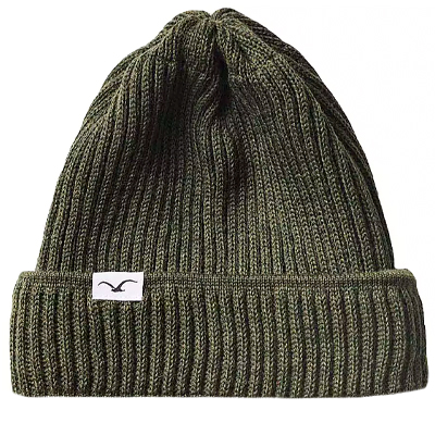 CLEPTOMANICX Beanie STORM rifle green