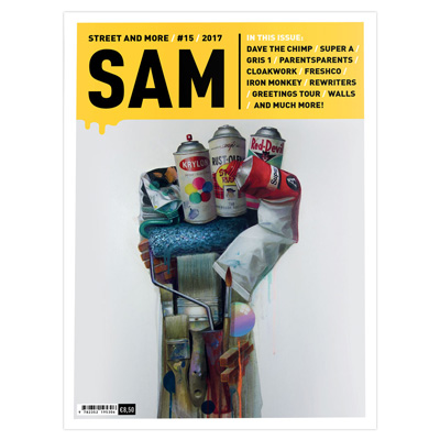 SAM - STREET AND MORE Magazine 15