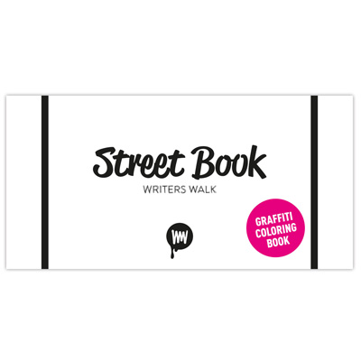 STREET BOOK - Writers Walk Sketchbook