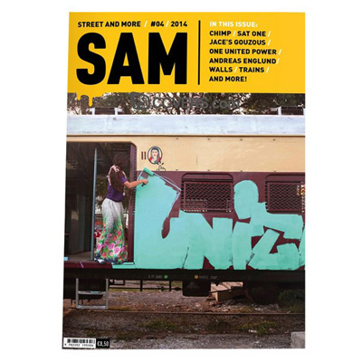 SAM - STREET AND MORE Magazine 04
