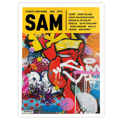 SAM - STREET AND MORE Magazine 06