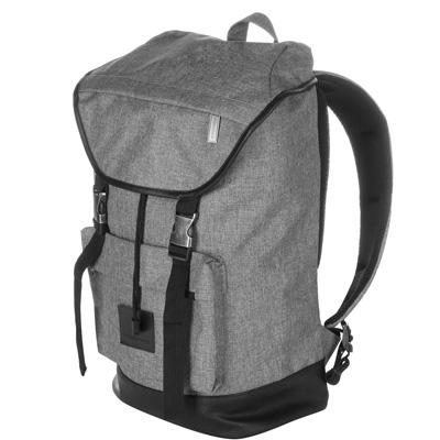 45ff50003d6a1 STREETSPUN Rucksack VX17 grey