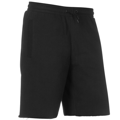 STREETSPUN Sweat Shorts CHILLER black