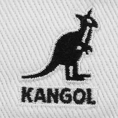 Kangol Headwear - KANGOL Bucket Hat STRIPE LAHINCH white - Bucket ... 36827425668e
