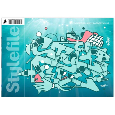 STYLEFILE Magazine 53 Oceanfile