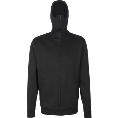 STYLEFILE Hooded Zipper NINJA black