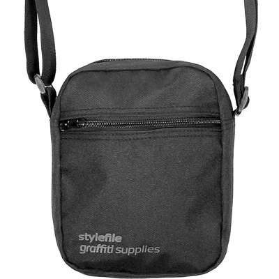 STYLEFILE Shoulderbag GRAFFITI SUPPLY black