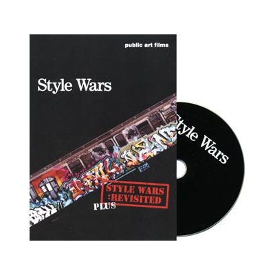 STYLE WARS Revisited Edition DVD