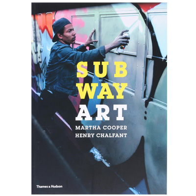 SUBWAY ART Buch Softcover