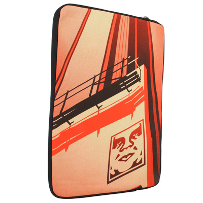 OBEY Laptop Case SUNSET AND VINE 15""