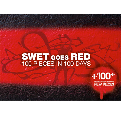 SWET GOES RED Book