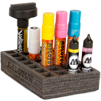 MOLOTOW Table Organizer Serie D