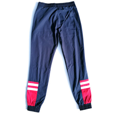 WRUNG Track Pants TACK navy/red/white