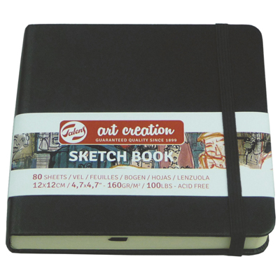TALENS Art Creation Sketchbook 12x12cm